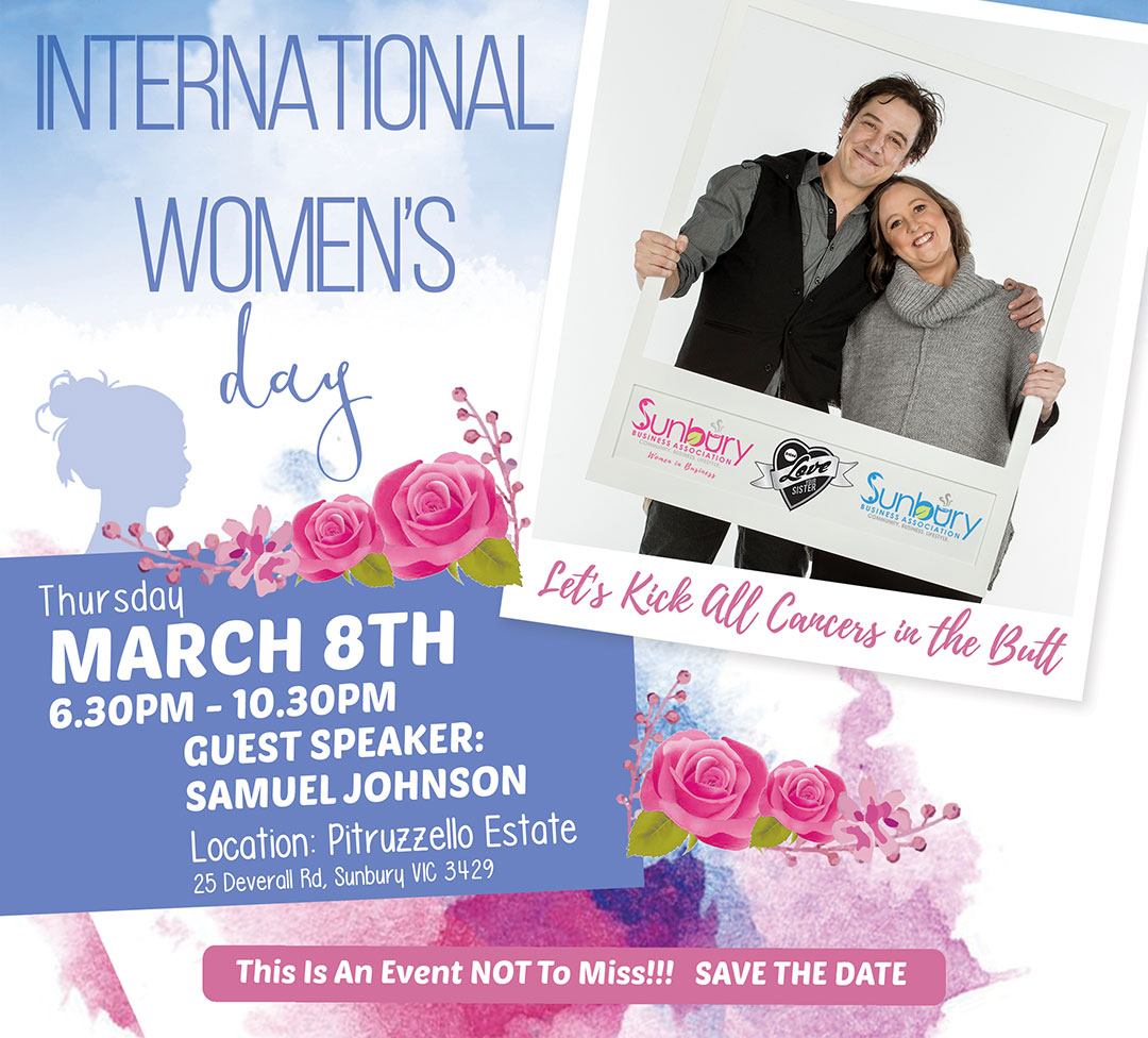 Save The Date - Love your sister
